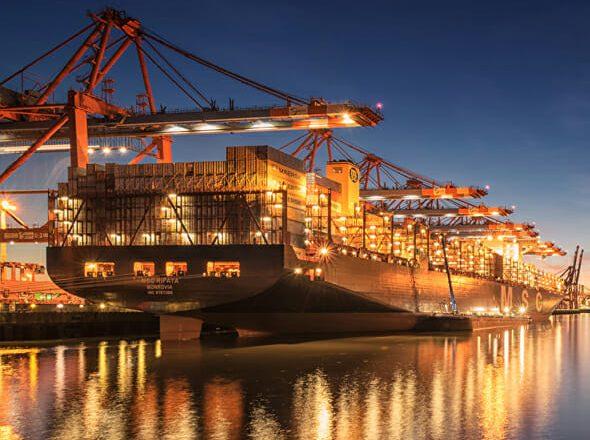Lucsa Cargo Ocean Freight
